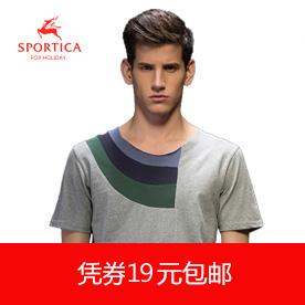 斯波帝卡 时尚T恤